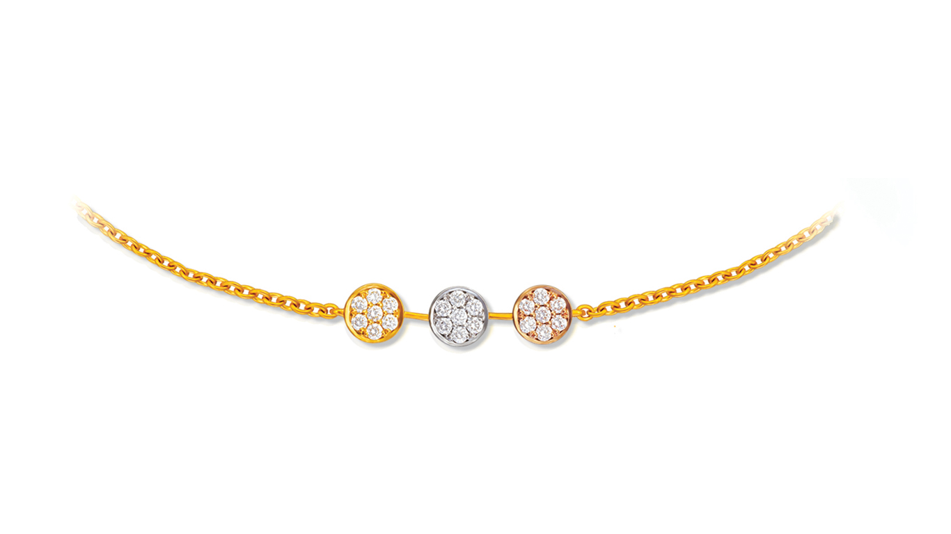 Three Component Bracelet