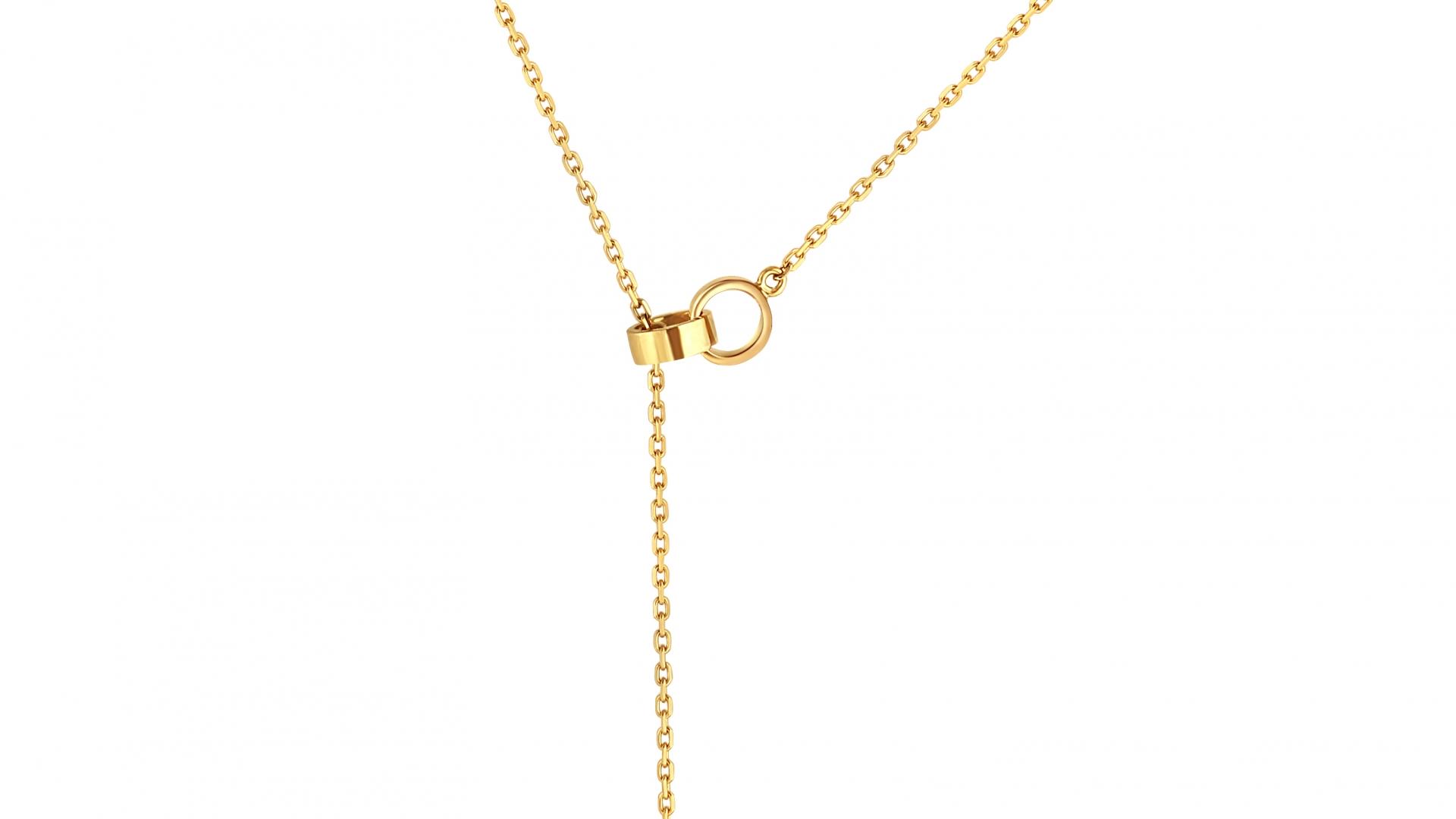 Link Design Necklace