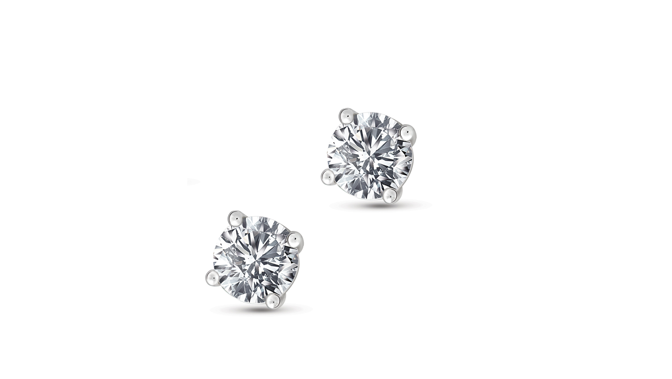 Solitaire Earring