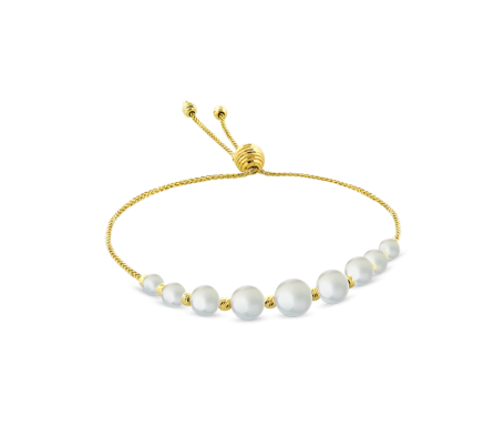Fresh water Pearl BOLO (Adjustable) Bracelet
