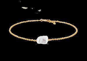 Small Baroque Pearl Bracelet