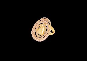 Fancy Ring in 18K Gold